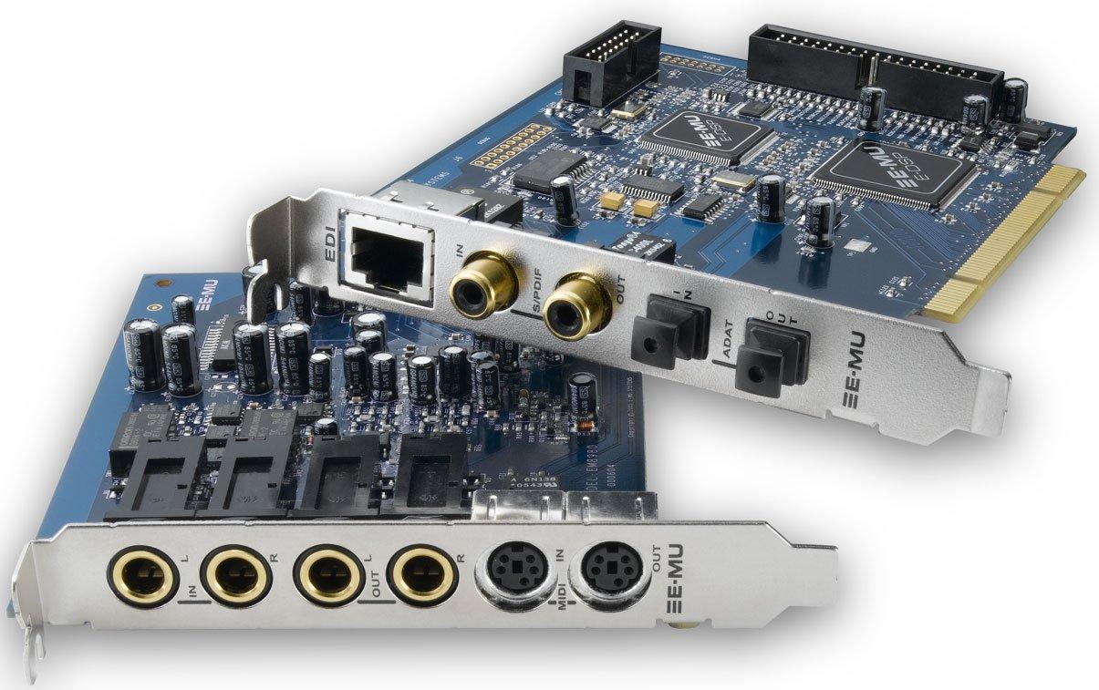 E-MU 1616M PCI DRIVERS WINDOWS 7 (2019)