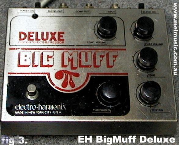 Deluxe Big Muff Pi : jumikael 39 s review electro harmonix big muff pi deluxe audiofanzine ~ Russianpoet.info Haus und Dekorationen