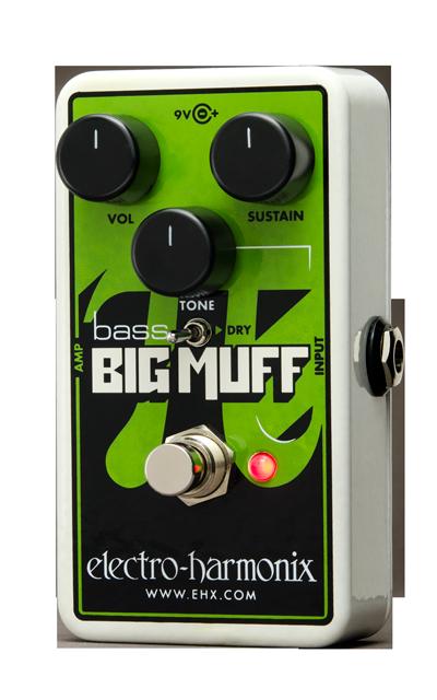 electro harmonix nano bass big muff pi image 2075434 audiofanzine. Black Bedroom Furniture Sets. Home Design Ideas