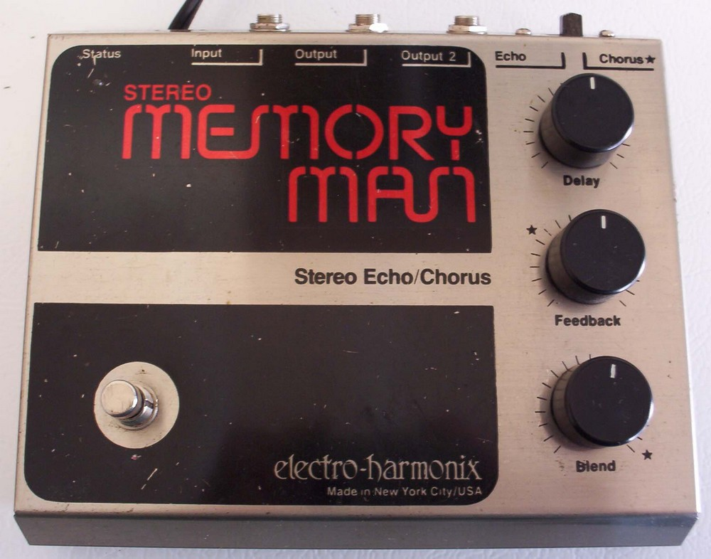 dating electro harmonix memory man Buy a electro harmonix stereo memory man with hazarai for a limited time and you may be qualified to receive financing of 0% interest for up to 12 months.