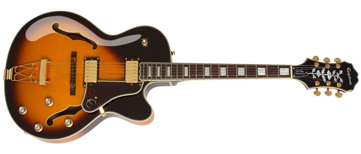 Epiphone Joe Pass Emperor Ii Pro Archtop Electric Guitar