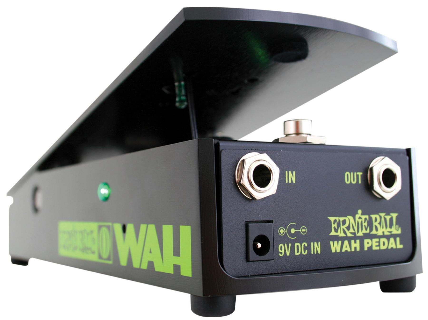 Aluminum wah brick - Reviews Ernie Ball 6185 Wah Pedal - Audiofanzine