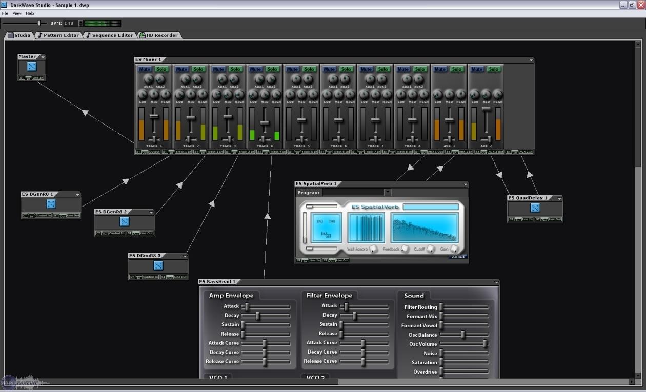 DarkWave Studio Goes Open Source - Audiofanzine