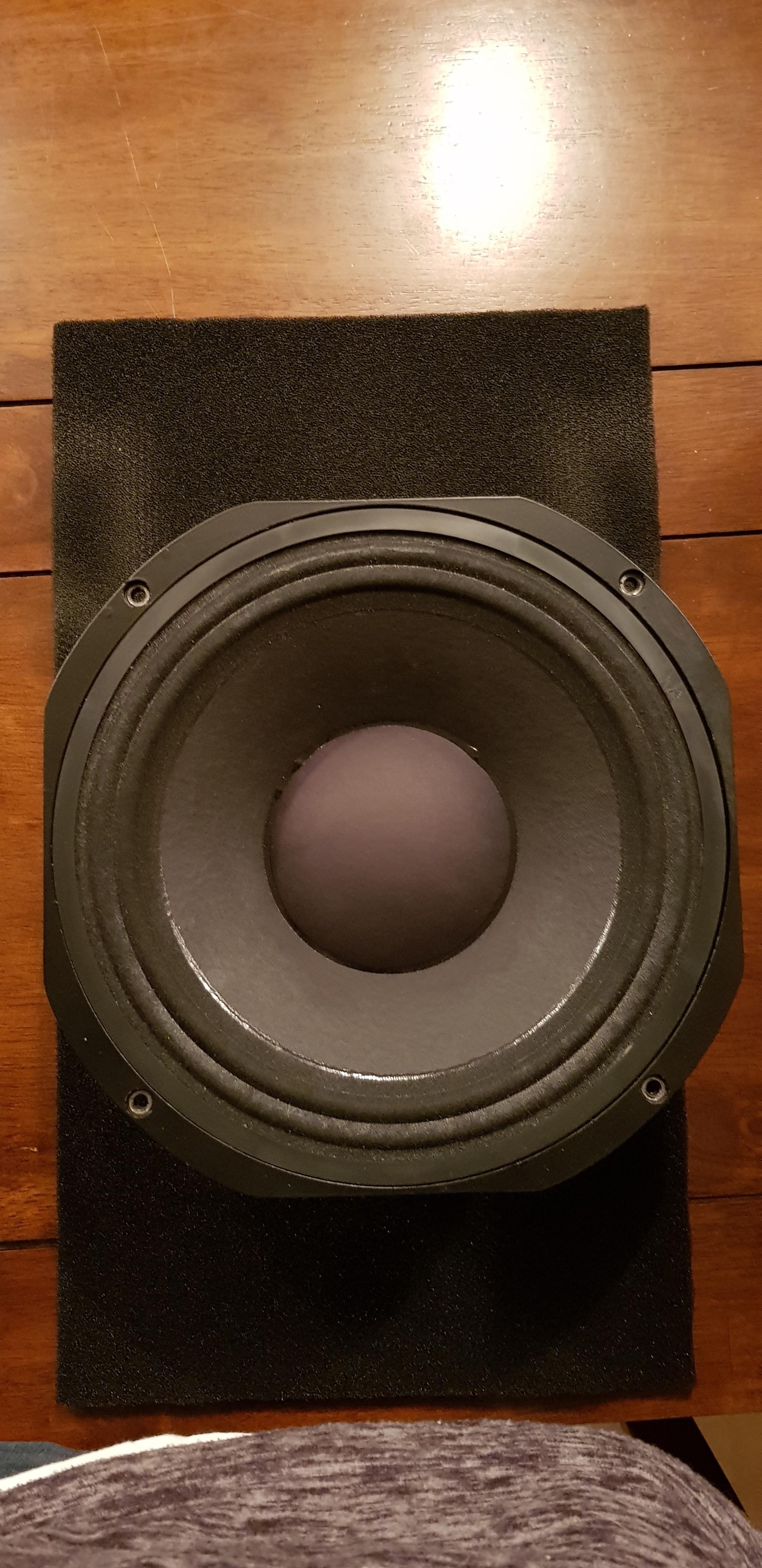 10Mb crescendo 10mb - fane crescendo 10mb - audiofanzine