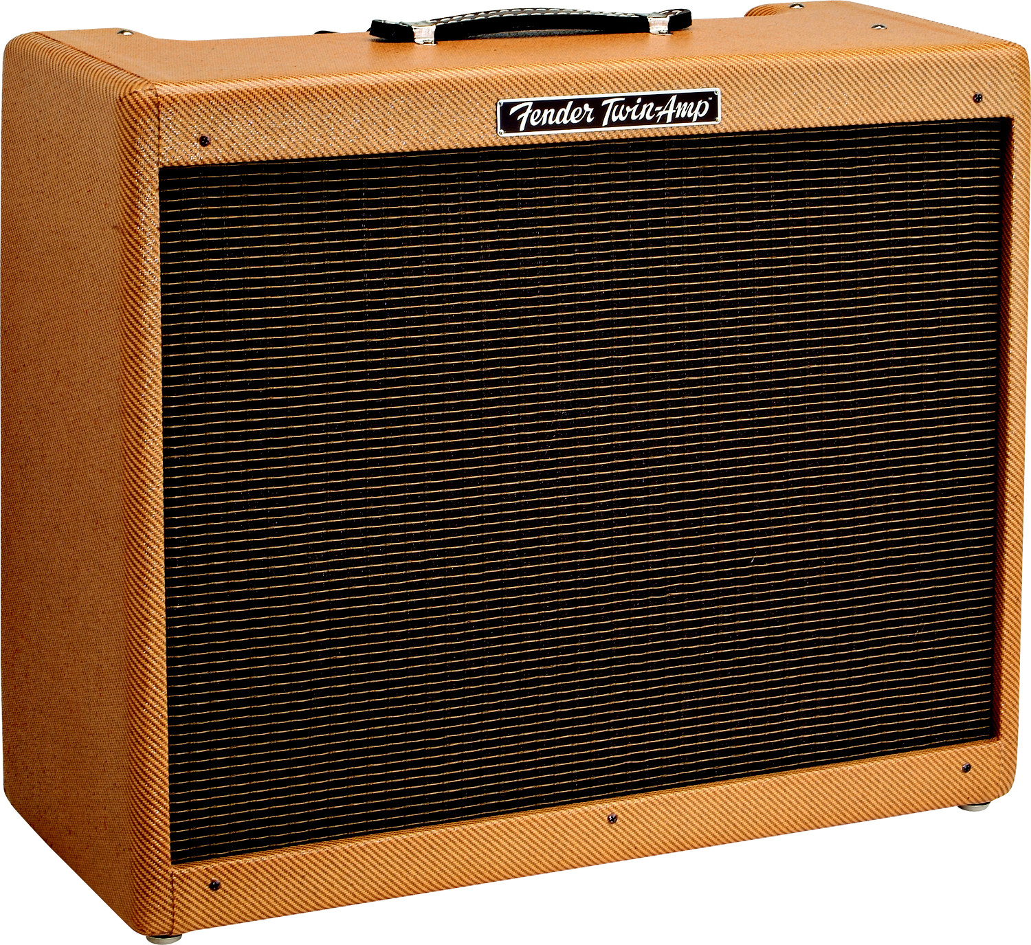 Fender '57 Twin-Amp : Anonymous 's user review