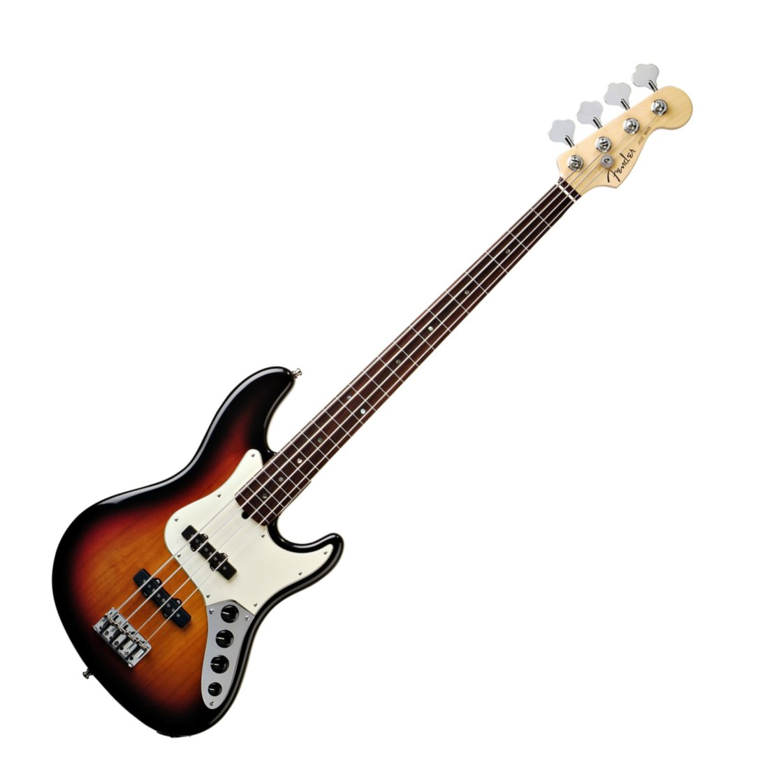 photo fender american deluxe jazz bass fretless 2005 2009. Black Bedroom Furniture Sets. Home Design Ideas