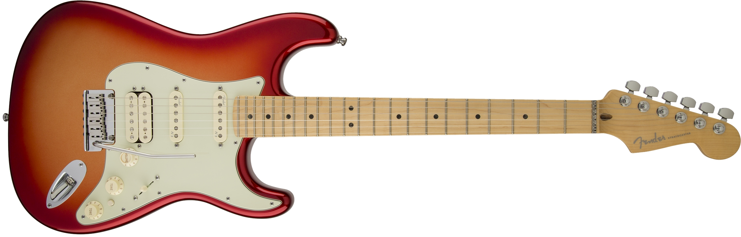 Fender Strat HSS American Deluxe Control Description and Fender RED ACCESSORY