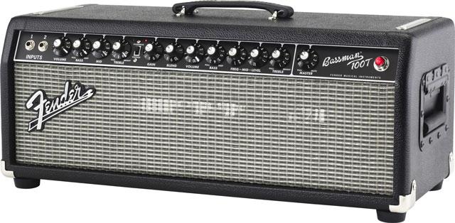 fender bassman pro 100t amplifier head review heavy weight audiofanzine. Black Bedroom Furniture Sets. Home Design Ideas