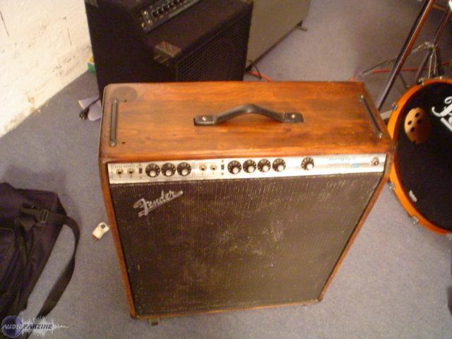 User reviews: Fender Bassman Ten - Audiofanzine