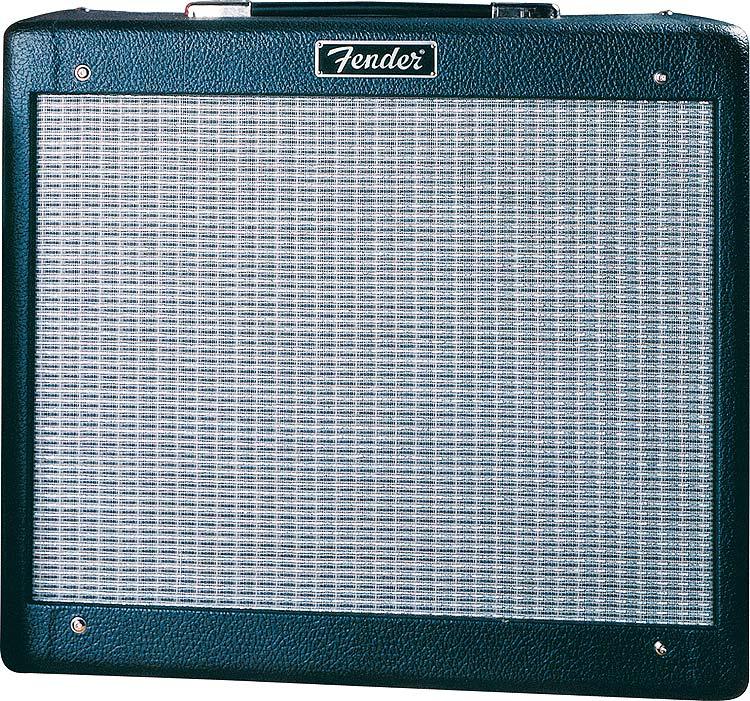 Fender Fsr Hot Rod Blues Junior Iii Red October Guitar Bo