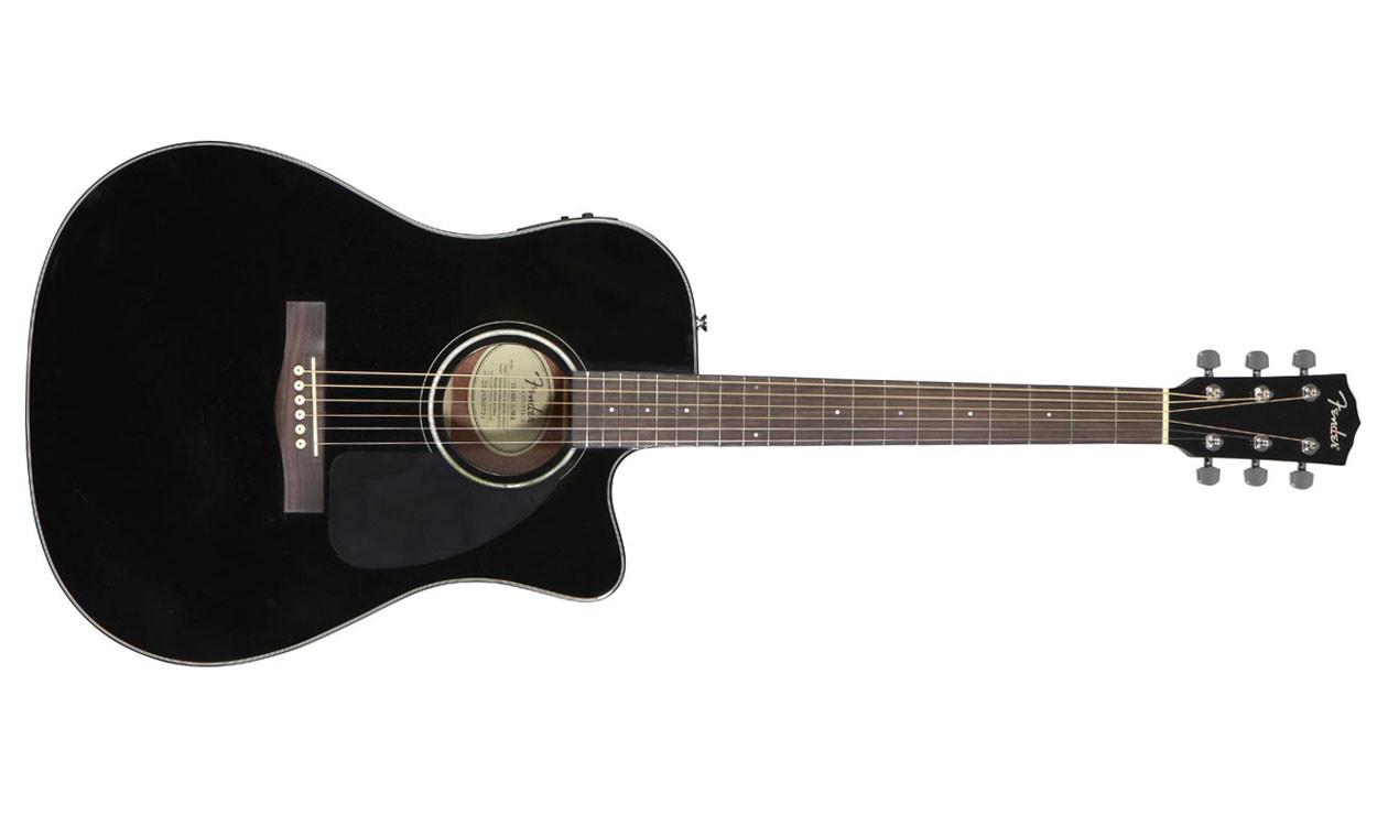 guitare acoustique fender