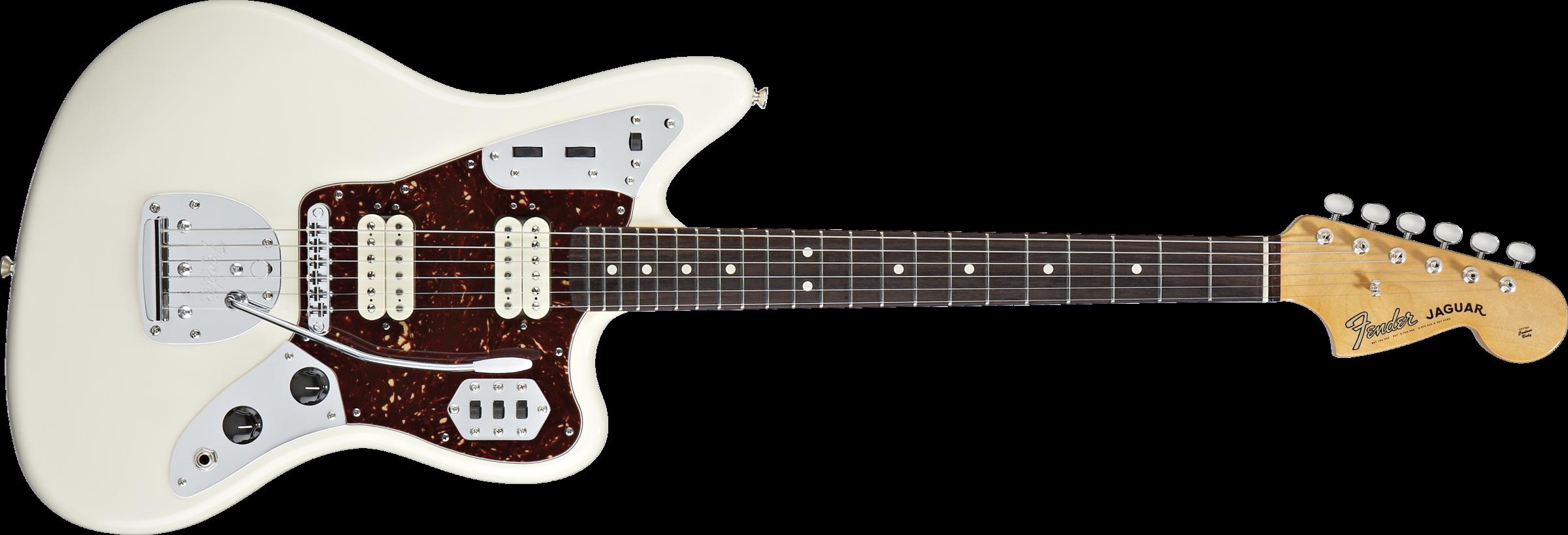 player dk guitar fender electric jaguar hh classic pf special owt