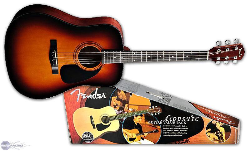 guitare acoustique fender dg5nat