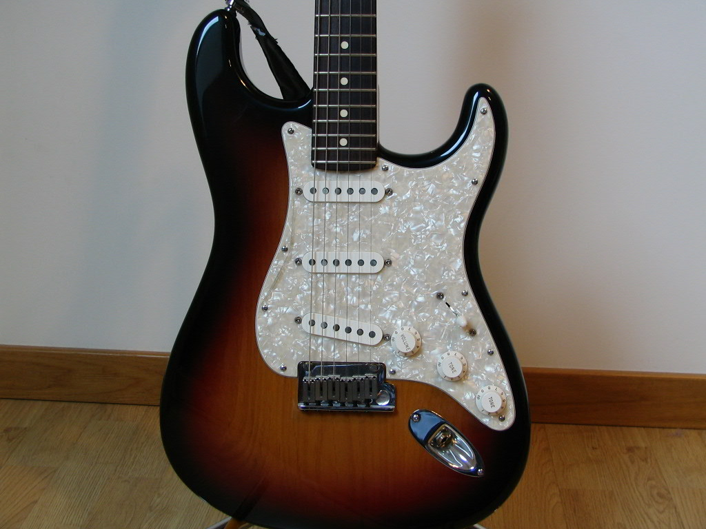 User Reviews Fender Hot Rodded American Strat Texas Special