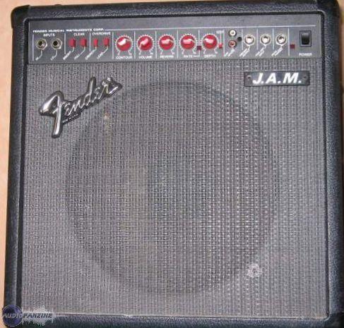 arthur38 s review fender jam audiofanzine rh en audiofanzine com Fender 75 Watt Amp Fender Starcaster 25R Amp