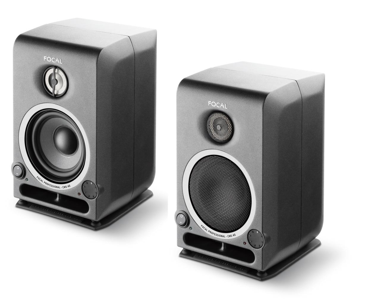 Focal CMS 40 Review : Focal Point - Audiofanzine