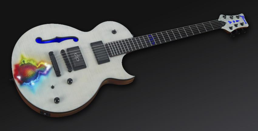 framus ak 1974 mandelbrot devin townsend signature video framus custom shop guitars ak1974. Black Bedroom Furniture Sets. Home Design Ideas