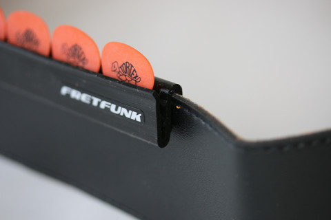 Pictures And Images Fretfunk Strap Mounted Guitar Pick Holder