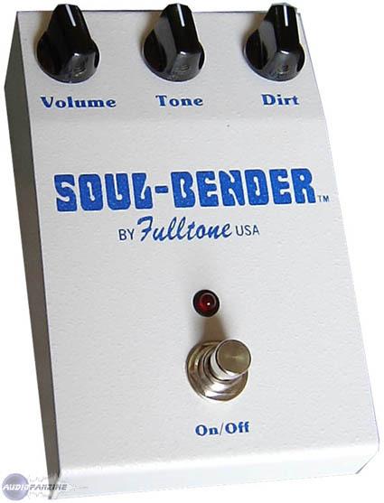 Serial riffer's review - Fulltone Soul-Bender - Audiofanzine