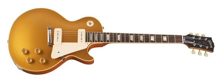 fca15fcabace5c 1955 Les Paul Goldtop Wraptail Gibson - Audiofanzine