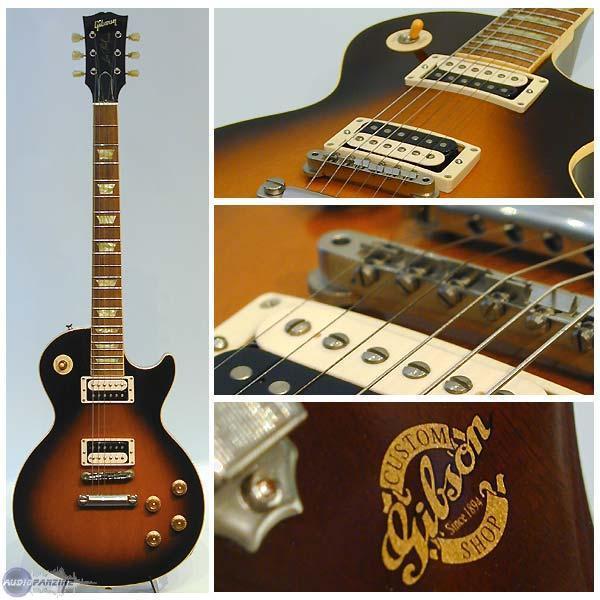 great guitar but ugly inlays reviews gibson custom shop les paul classic mahogany audiofanzine. Black Bedroom Furniture Sets. Home Design Ideas