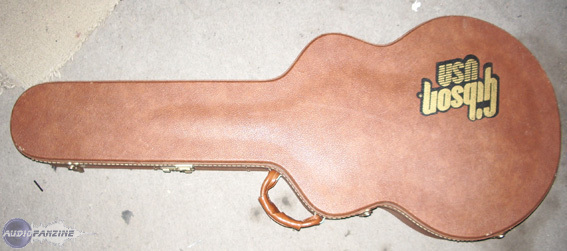 3dbed24611e Pictures and images Gibson ES-335 Case - Audiofanzine