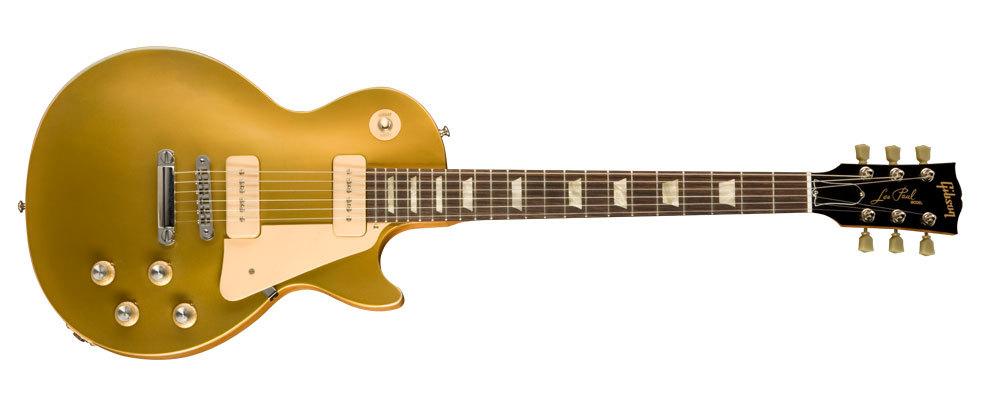 gibson les paul studio electric guitar ebony gold № 277241