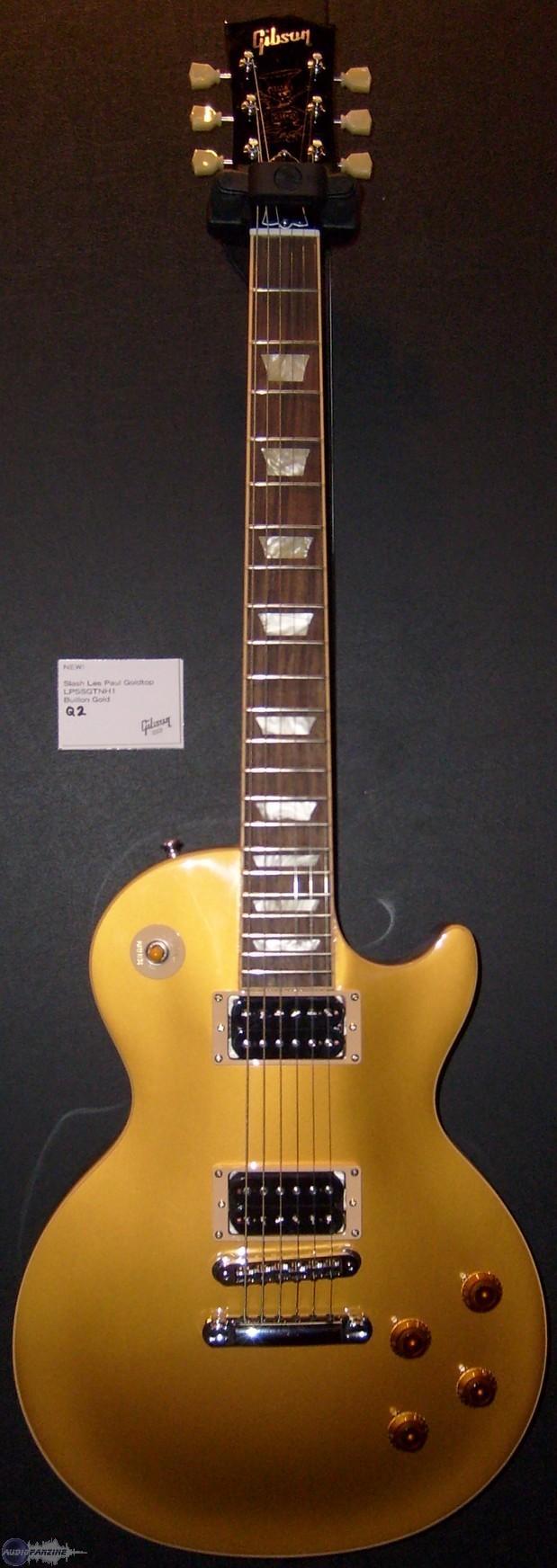 Slash Goldtop Les Paul : gibson slash les paul goldtop image 513930 audiofanzine ~ Hamham.info Haus und Dekorationen