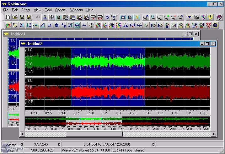 goldwave editor pro 10.5.2
