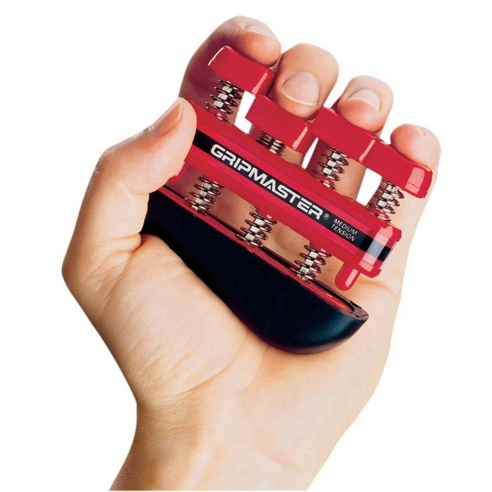 TECHNIQUES et MUSIQUES, IMPROVISATION pour GUITARE. 5 doigts main droite (6, 7 & 8 strings) Grip-master-gripmaster-gmr-275494