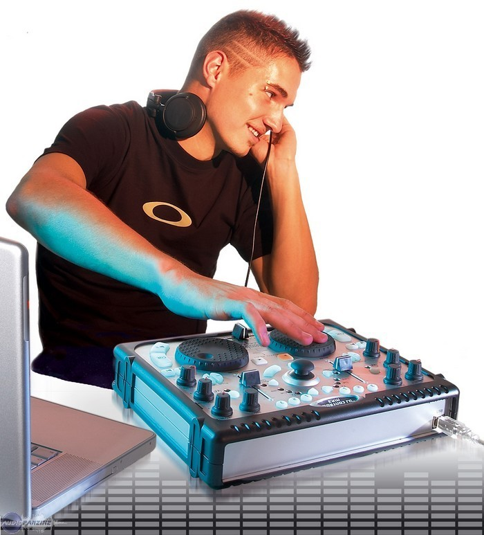 Hercules DJ Control MP3 image (#641616) - Audiofanzine