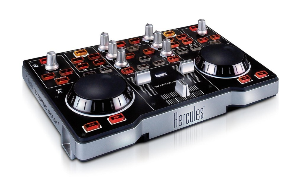 table de mixage hercules