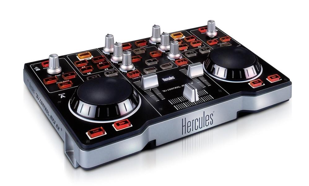 Avis d 39 utilisateurs hercules dj control mp3 e2 - Table de mixage hercules dj control mp3 e2 ...