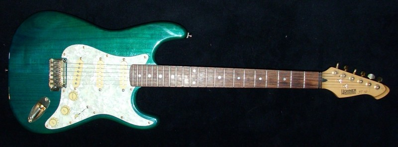 guitare electrique hohner hs 59