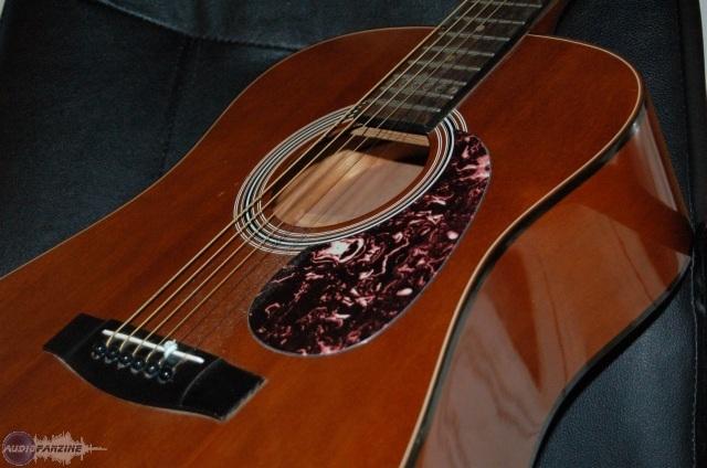 guitare acoustique hondo