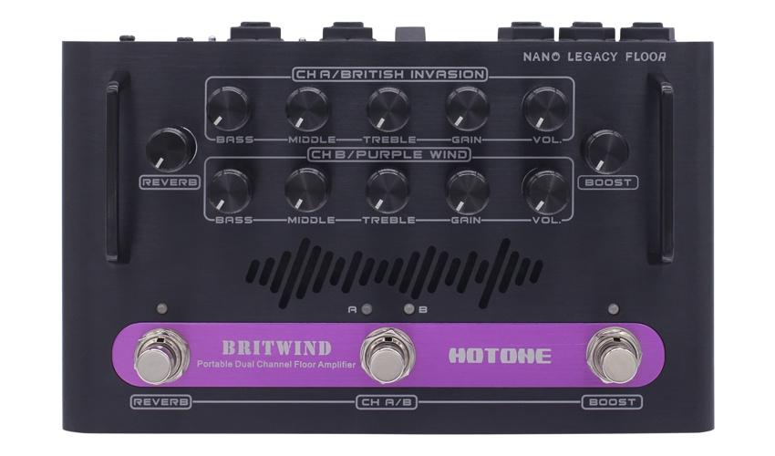 BritWind - Hotone Audio BritWind