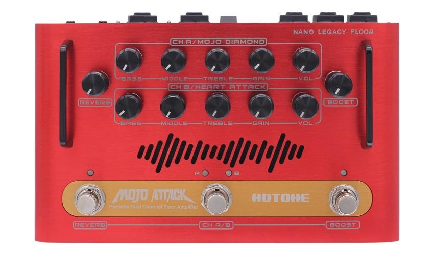 Mojo Attack - Hotone Audio Mojo Attack