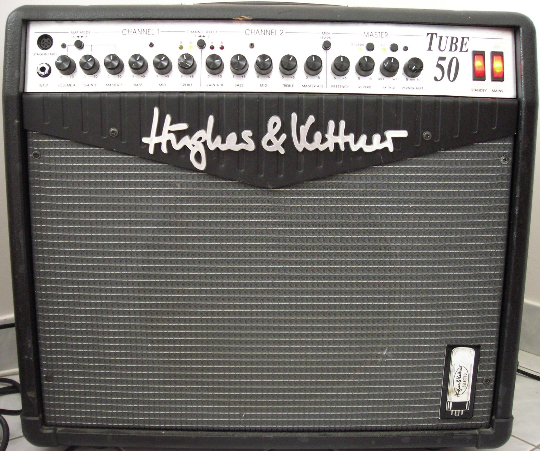 Hughes kettner tube 50 combo