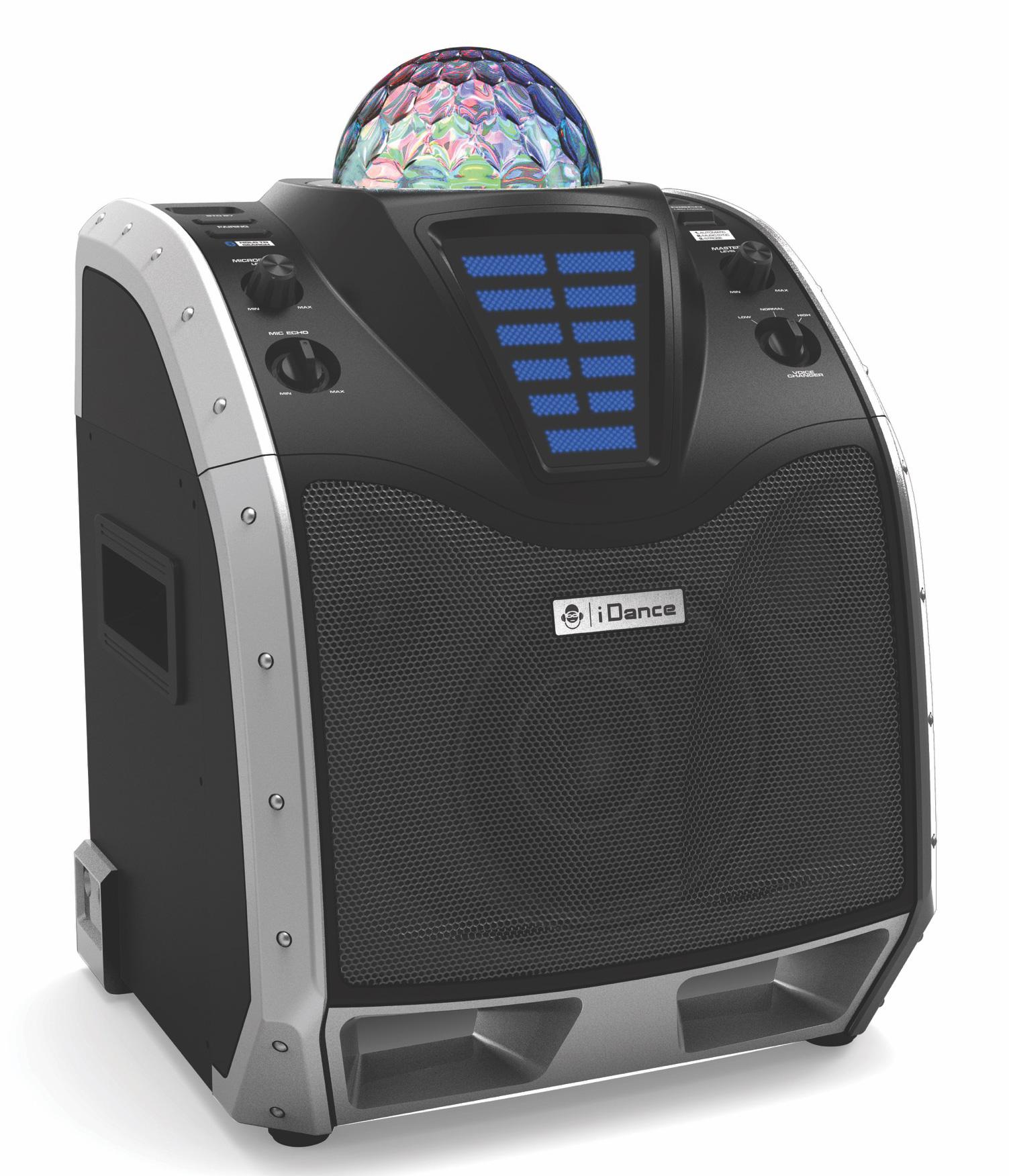 pack de sonorisation portable idance xd200 party station. Black Bedroom Furniture Sets. Home Design Ideas