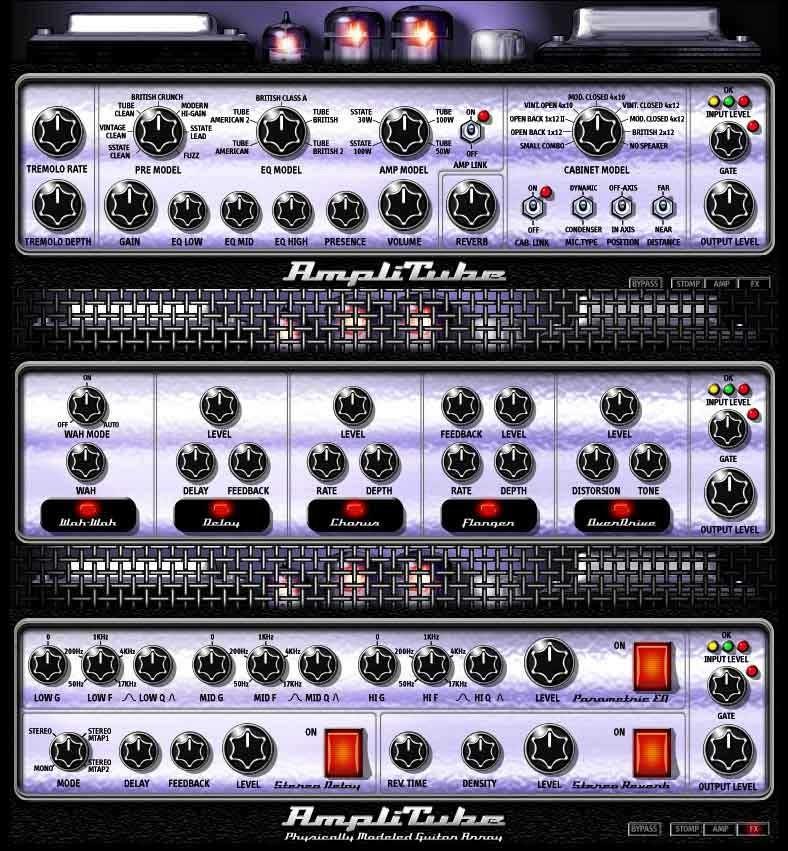 amplitube bass amp review
