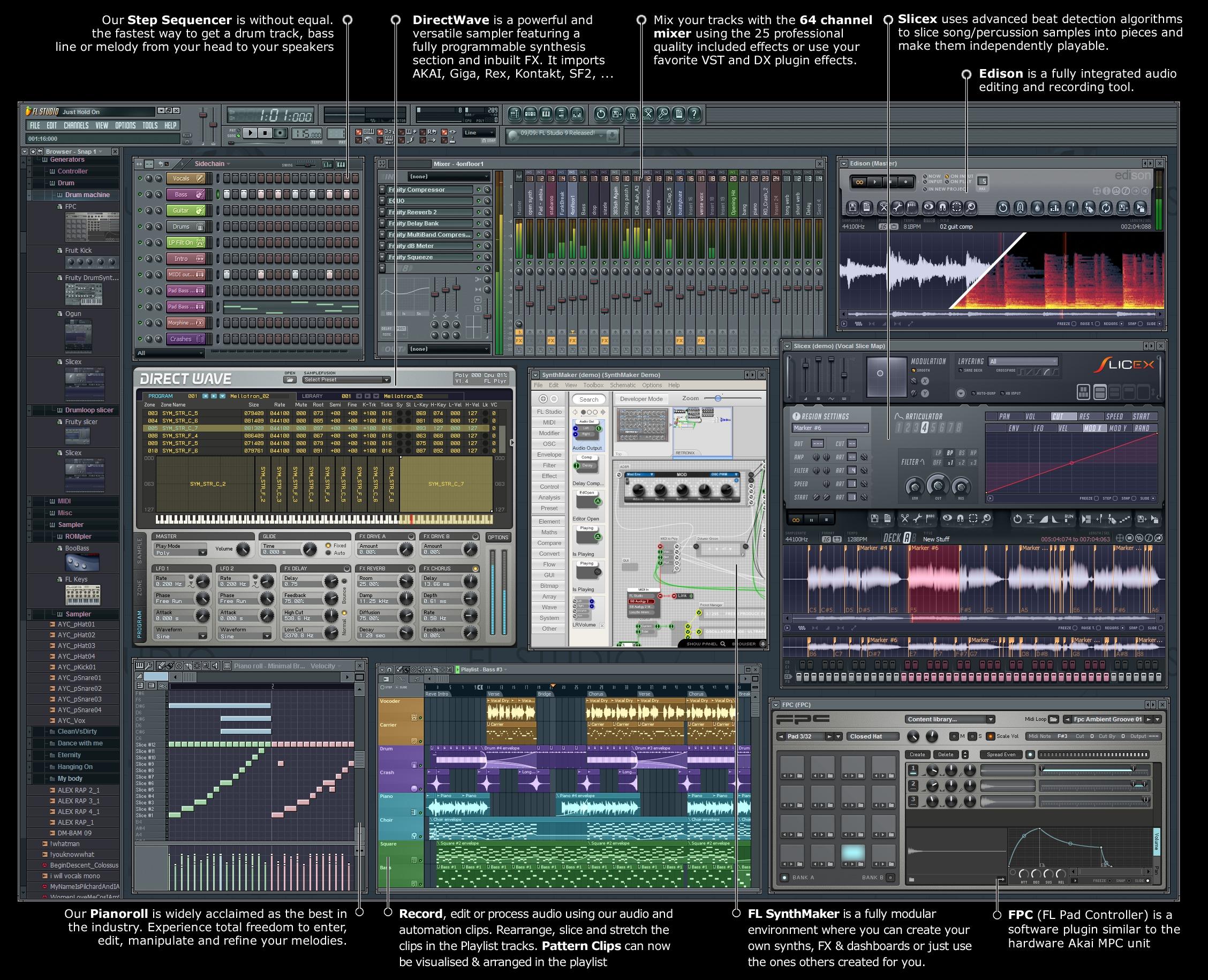 new fl studio