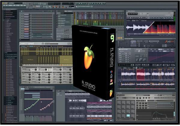 Azuma's review - Image Line FL Studio 9 Fruity Loops Edition