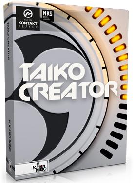 In Session Audio Taiko Creator et des promos