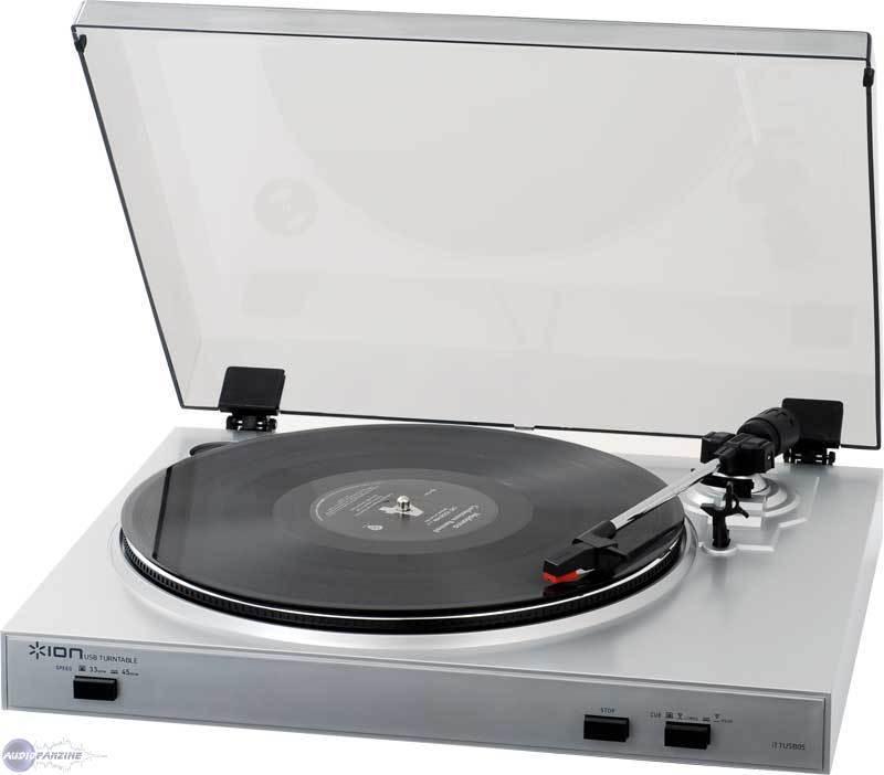 ittusb 05 ion audio ittusb 05 audiofanzine. Black Bedroom Furniture Sets. Home Design Ideas