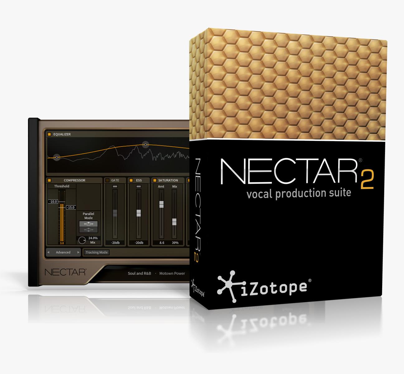 nectar 2 izotope nectar 2 audiofanzine. Black Bedroom Furniture Sets. Home Design Ideas