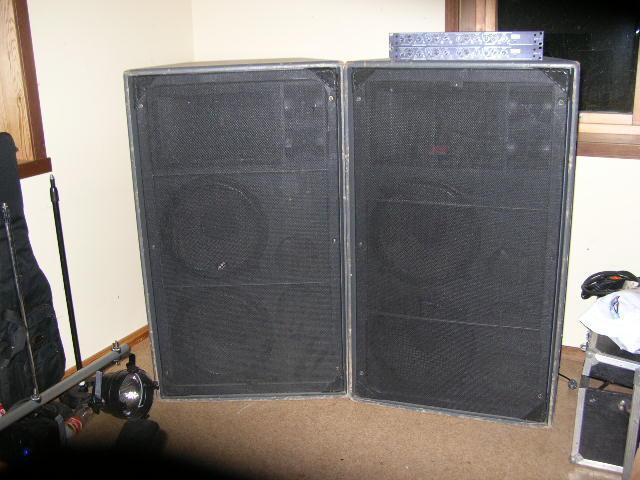 Jbl 4771 image 258879 audiofanzine for Exterieur speaker