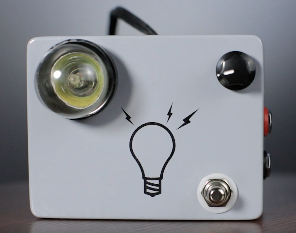 Videos Jhs Pedals The Bulb Audiofanzine Switch Light Related Keywords Suggestions Long Tail