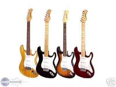 user reviews johnson guitars strat micros by emg audiofanzine. Black Bedroom Furniture Sets. Home Design Ideas