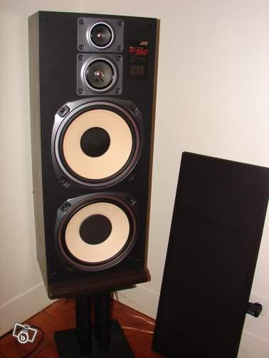sp 550 jvc sp 550 audiofanzine. Black Bedroom Furniture Sets. Home Design Ideas