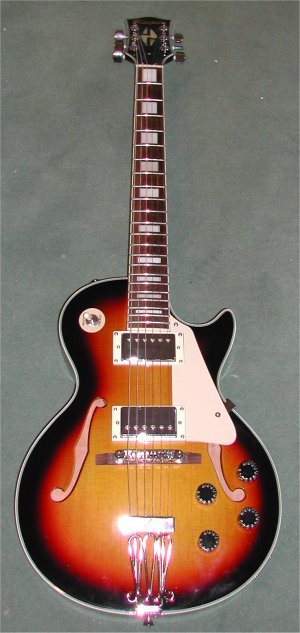 guitare electrique keiper
